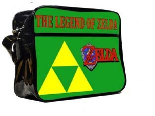 Legend Of Zelda 'Tri-Force' Shoulder Bag